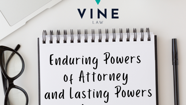 Enduring Powers of Attorney and Lasting Powers of Attorney - what is the difference?