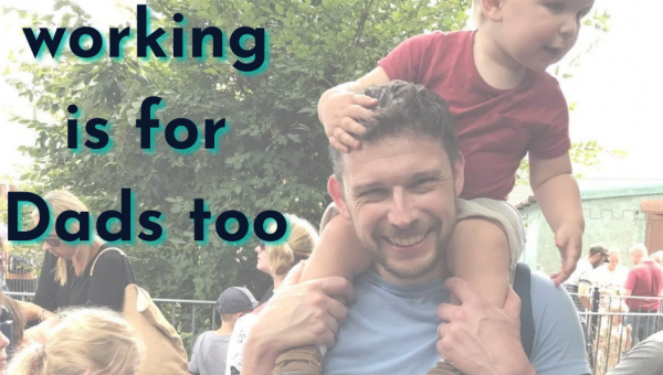 Flexible working for Dads